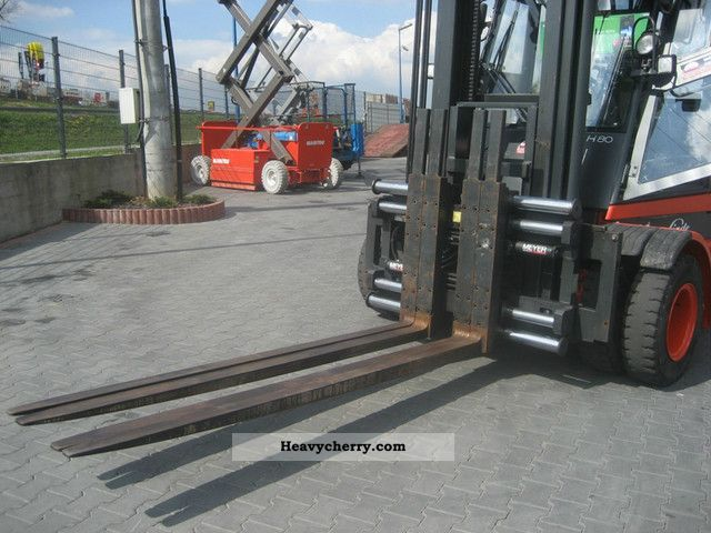 2007 Other  PALLETIZER MEYER Forklift truck Other forklift trucks photo