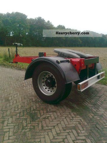 1 Dolly Axle New 2012 Other Semi Trailers Photo And Specs