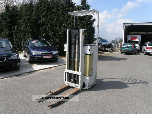 2011 Other  ATLET industrial truck Forklift truck High lift truck photo