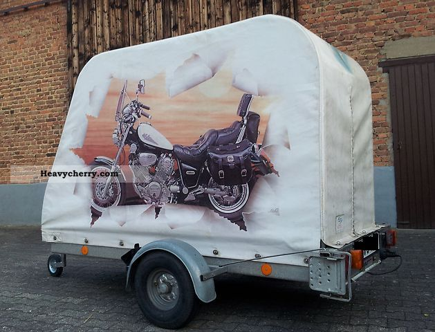 1998 Other  Messrs. Wolf Biebertal, Type 10 Trailer Motortcycle Trailer photo