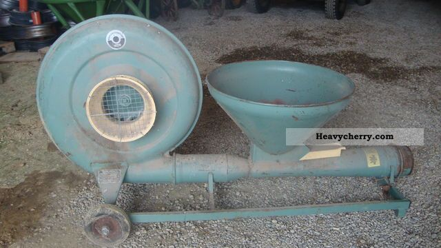 Agriculture Blower Fans : Neuero grain blowers agricultural other substructures