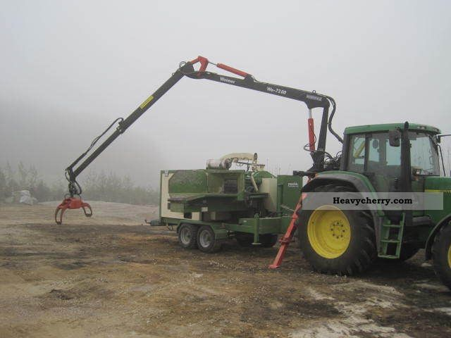 3 Point Tractor Crane : Three point crane agricultural forestry vehicle photo