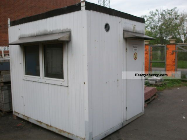 1998 Other  Office containers Construction machine Other construction vehicles photo