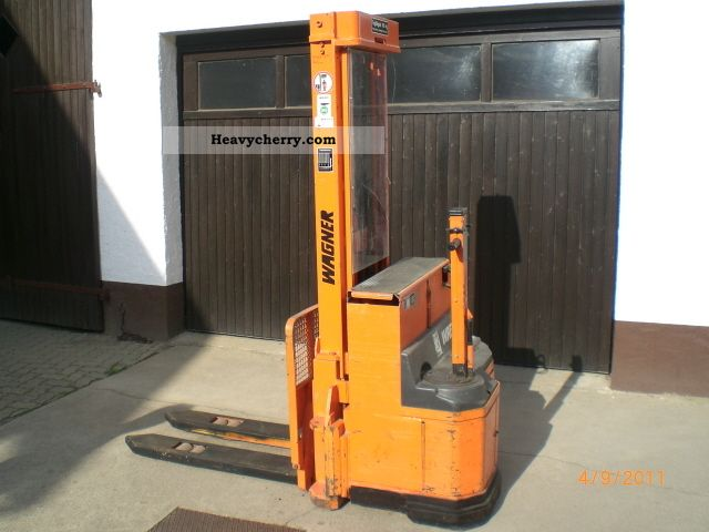 1988 Other  TEC 1600 Forklift truck Other forklift trucks photo