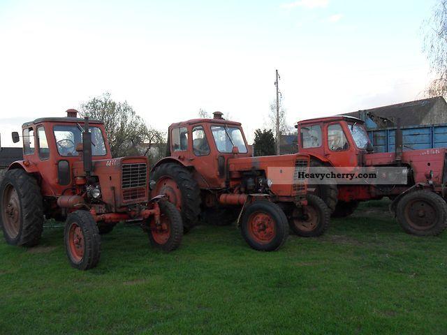 belarus mts 50 3pc 2011 agricultural farmyard tractor. Black Bedroom Furniture Sets. Home Design Ideas