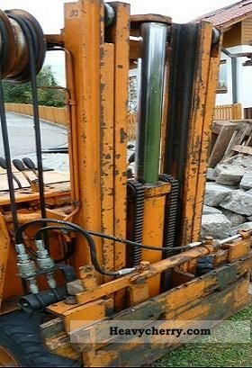 2011 Other  Duplex mast, Forklift truck Other forklift trucks photo