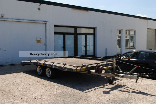 2009 Other  Welco WFT 25g Trailer Trailer photo