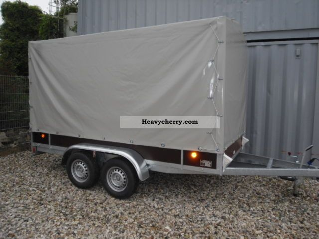 2009 Other  DAV Limburg * Tandem * Wood * High Plane * Trailer Trailer photo