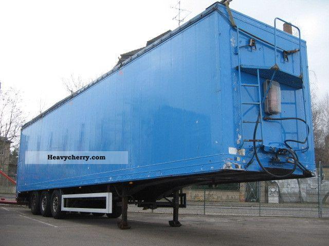 Menke Srn 90 M 179 Load Volume 2000 Walking Floor Semi