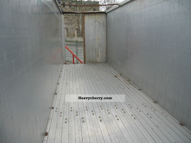 Menke Srn 90 M 179 Load Volume 2000 Walking Floor Semi