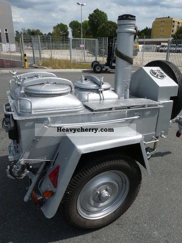 1975 Other  Agrostroj Trailer Other trailers photo
