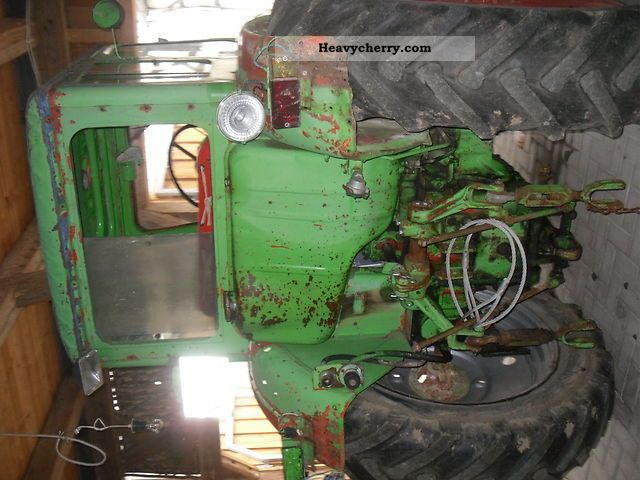 1975 Other  50 mts Agricultural vehicle Tractor photo