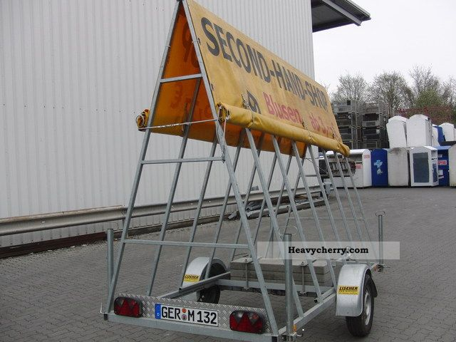 Promotional Trailers 2008 Chassis Trailer Photo And Specs