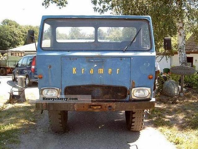 Other Kramer Uf Lgw on Gaz V8 Engine