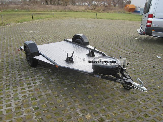1981 Other  Motorcycle trailer Sprint Munich Trailer Motortcycle Trailer photo