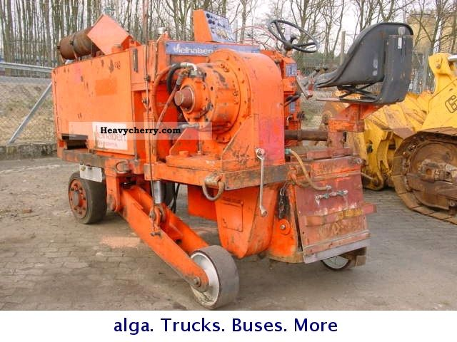 1987 Other  Have a lot of RAB 500 SP asphalt milling Construction machine Road building technology photo