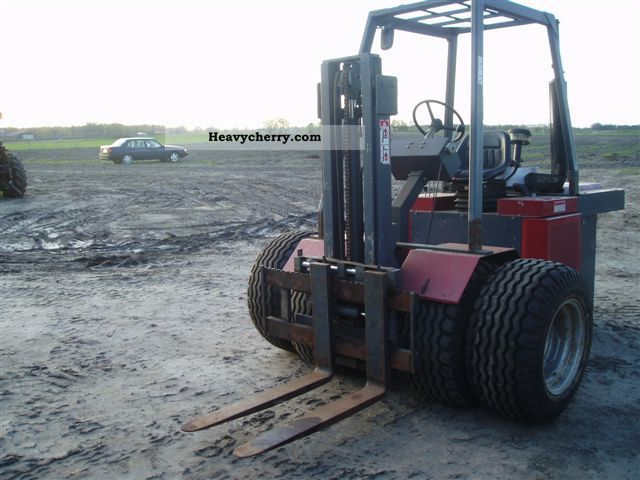 2004 Other  Special truck lava 013W Forklift truck Other forklift trucks photo