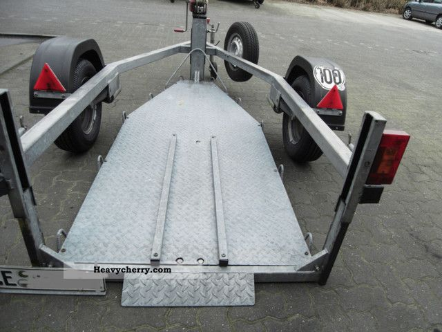 2001 Other  Motorcycle trailer can be lowered / ground level Trailer Motortcycle Trailer photo