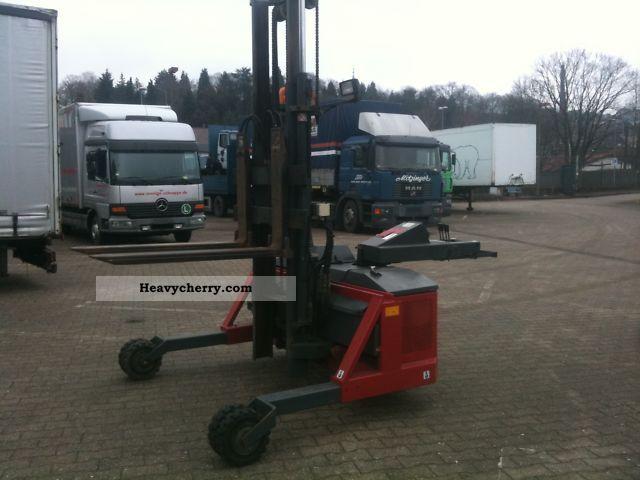 2004 Other  Moffett-Kooi forklift, hydraulic fork Forklift truck Other forklift trucks photo