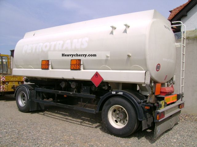 1996 Other  EKW RAC 20T2A (id: 5684) Trailer Tank body photo