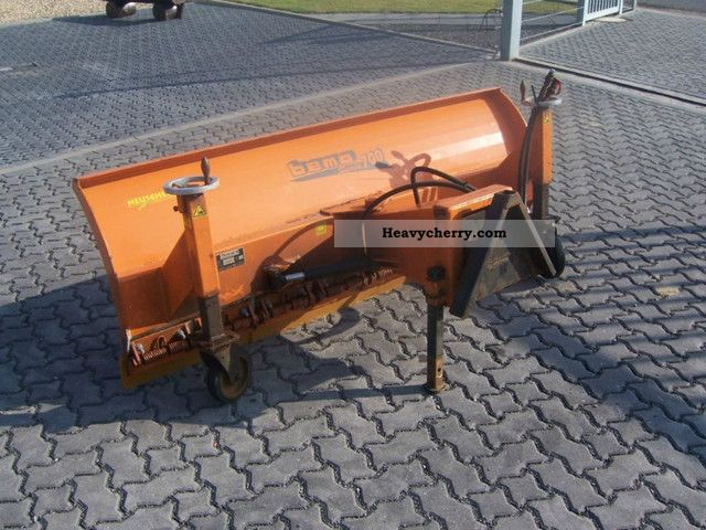 Bema 700 Snow Shield 2007 Agricultural Other Substructures