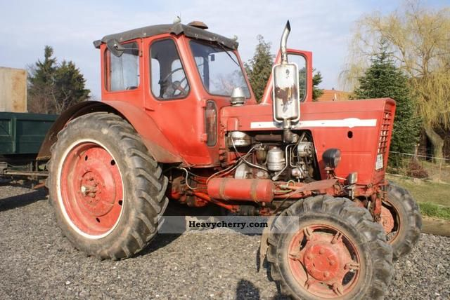 1975 Other  MTS 52 Agricultural vehicle Tractor photo