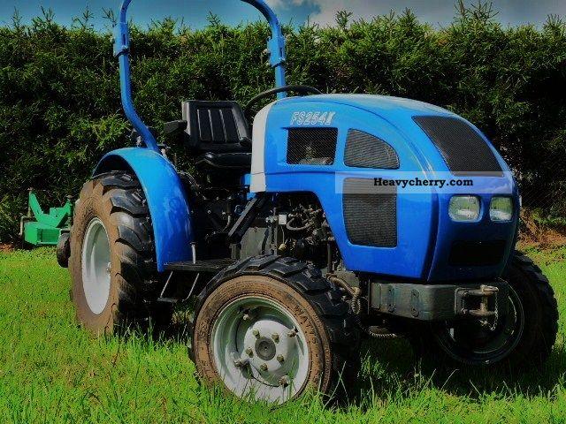 Lenar Tractors - Leechpool Wildlife