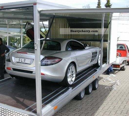 Car Carrier, Trailer Commercial Vehicles With Pictures