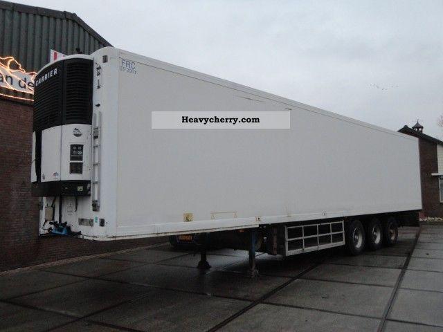 1998 Other  Sor FAB-1360 Semi-trailer Refrigerator body photo