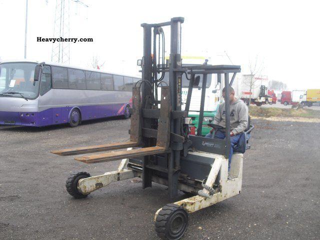 1998 Other  Kooi-wheel-driving diesel forklifts Z 2-3-2028 Forklift truck Other forklift trucks photo