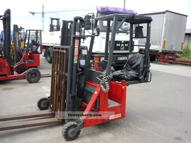 1999 Other  Moffett Kooi forklift Engelhardt Forklift truck Other forklift trucks photo