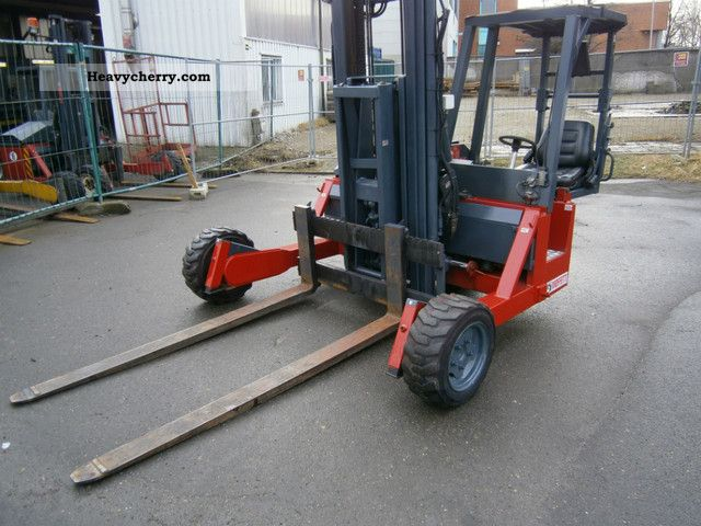 2005 Other  Moffett Kooi forklift Engelhardt Forklift truck Other forklift trucks photo