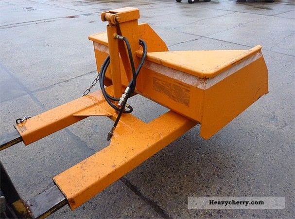 1998 Other  Scoop shovel dump truck + hydraulic + Construction machine Other substructures photo