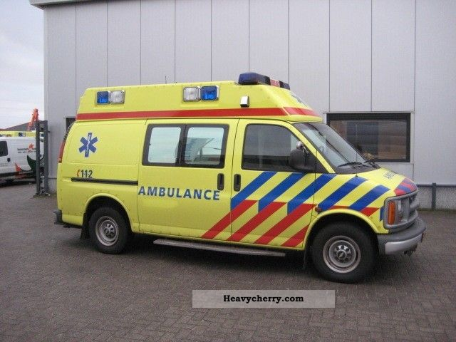 Ambulance, Van or truck up to 7.5t Commercial Vehicles ...