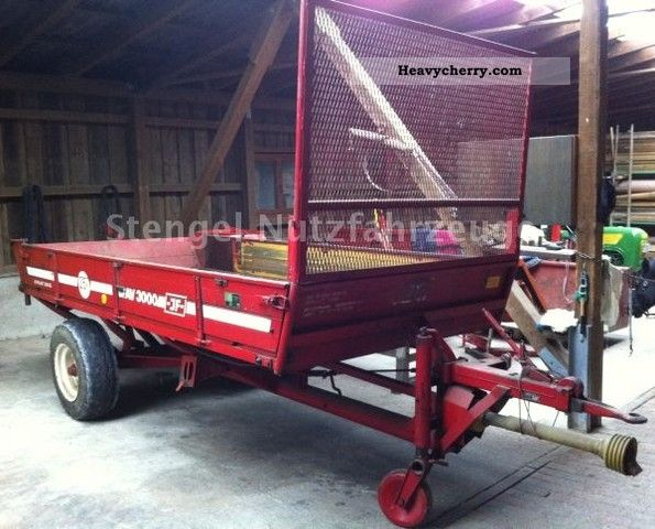 Home Built Manure Spreader : Other maker with pictures page