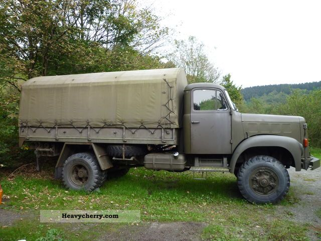 1968 Other  Acid / Bernadette Truck over 7.5t Stake body and tarpaulin photo