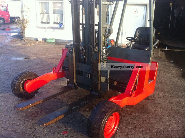 1999 Other  Forklift trucks to take away Kooiaap-wheel-2Z 3-2028 Forklift truck Other forklift trucks photo