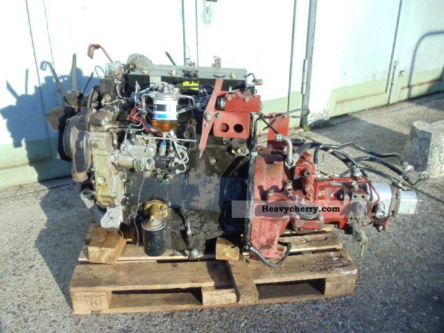 2011 Other  Perkins Engine model 1004-4 from Linde H45D pump Forklift truck Other forklift trucks photo