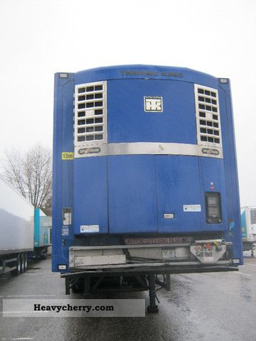 2001 Other  Gray \u0026 Adams Thermo King SL TCI Spectrum Semi-trailer Refrigerator body photo