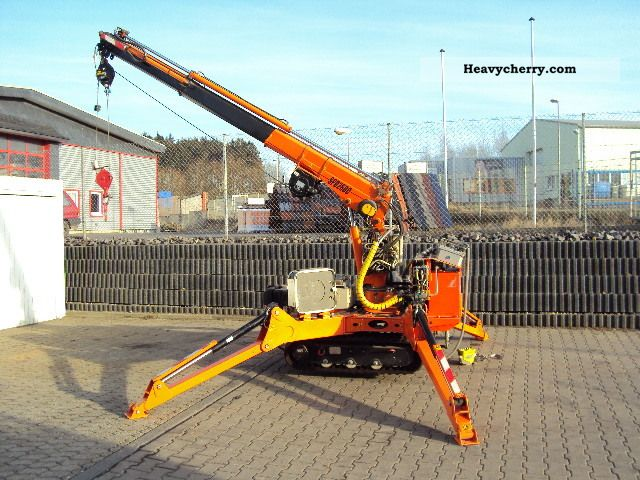 2006 Other  IMAI Jekko Maeda Mini Crane Unic 260 C BIMAG Forklift truck Other forklift trucks photo