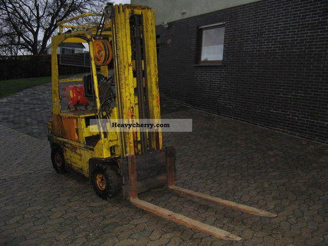 1975 Other  Matral forklift type: SC 156 Forklift truck Front-mounted forklift truck photo