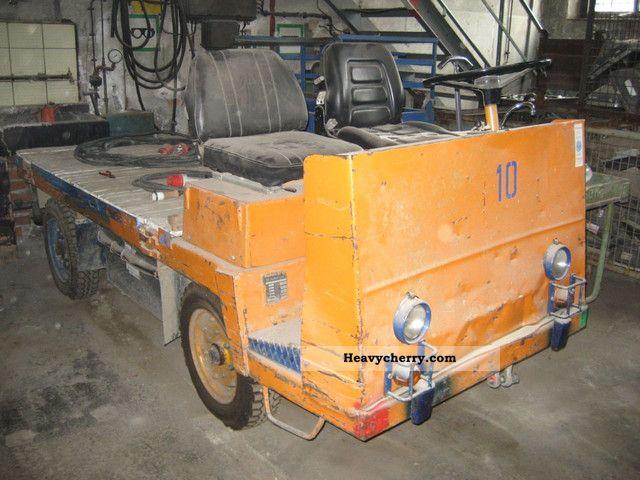 2011 Other  Balkancar EP 001.2 Forklift truck Other forklift trucks photo