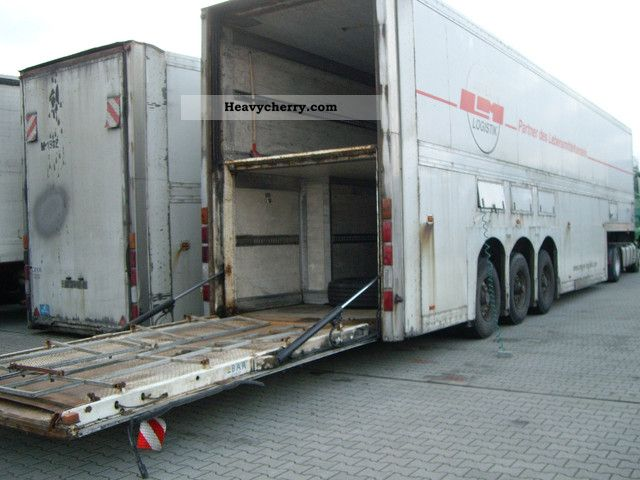 Box Semi Trailer Commercial Vehicles With Pictures Page 4