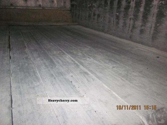Walking Floor 92 M 179 Legras 2007 Walking Floor Semi