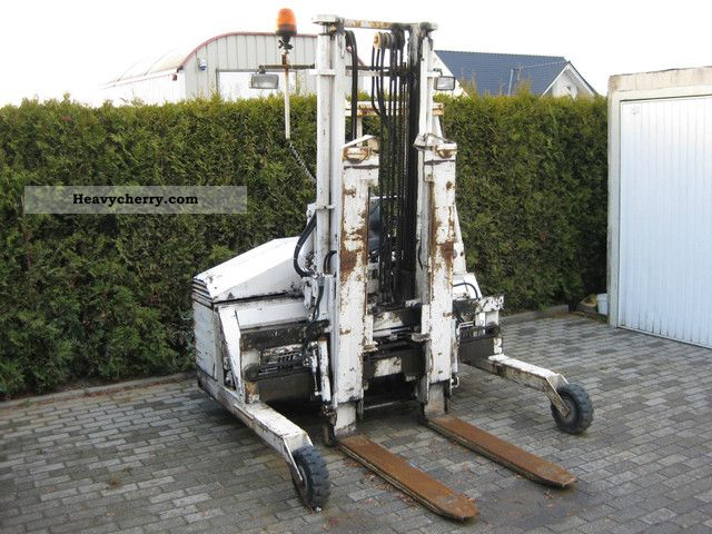 1995 Other  Type Z 2-1 Kooiaap 1528 1500Kg Forklift truck Other forklift trucks photo