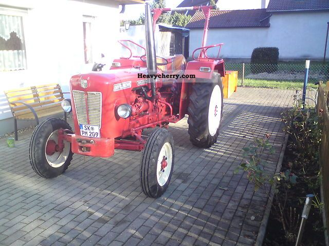 1966 Other  David Brown 770 selematic Agricultural vehicle Tractor photo