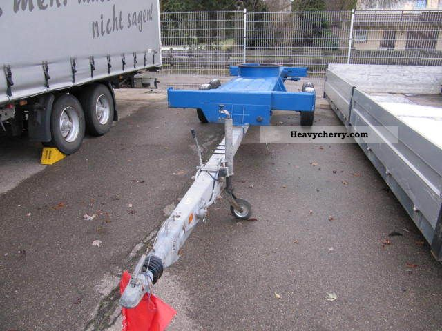2005 Other  K19/28A-V Trailer Chassis photo