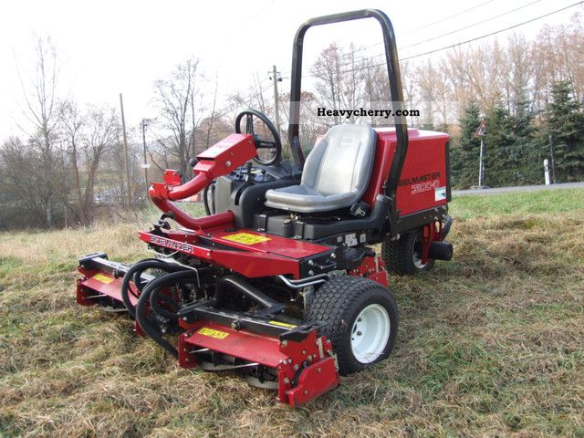 Toro Reelmaster 3100d 1999 Agricultural Other Substructures Photo And Specs