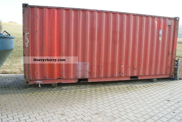 1985 Other  Container Semi-trailer Other semi-trailers photo