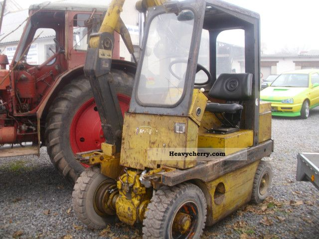 1985 Other  Takraf DFG 2002/3 panoramic truck Forklift truck Other forklift trucks photo